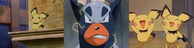 Pokémon - Temporada 3 - Corto 1: Pikachu Y Pichu