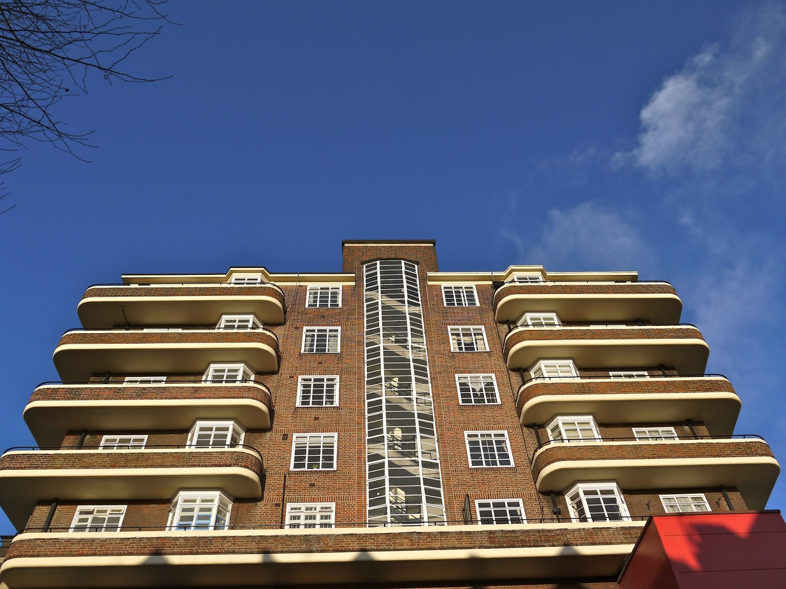 adrian yekkes picture post 49 art deco on finchley road