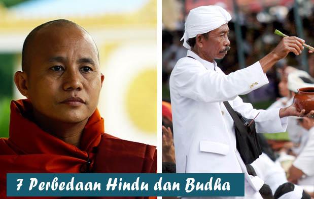 Perbedaan Hindu Dan Budha