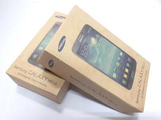 Dus Handphone Samsung Mega 6.3 GT-I9200 Bekas