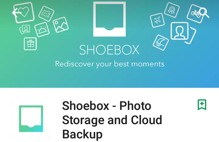 Shoebox (Windows, Mac, iOS, Android, web) is a beautiful app that ...