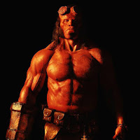 Hellboy – This is how the new hell boy looks: Picture presents the new title heroes!