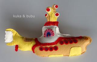 http://kukaandbubu.blogspot.com.es/2016/03/felt-yellow-submarine.html