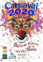 La Puebla de los Infantes - Carnaval 2020