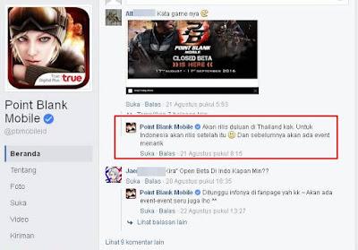 Kapan PB Mobile Rilis di Indonesia..?