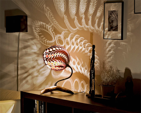 Because The Shape Of The Fruit Is Determined By Nature, Each Lamp Is Unique  And One Of A Kind.