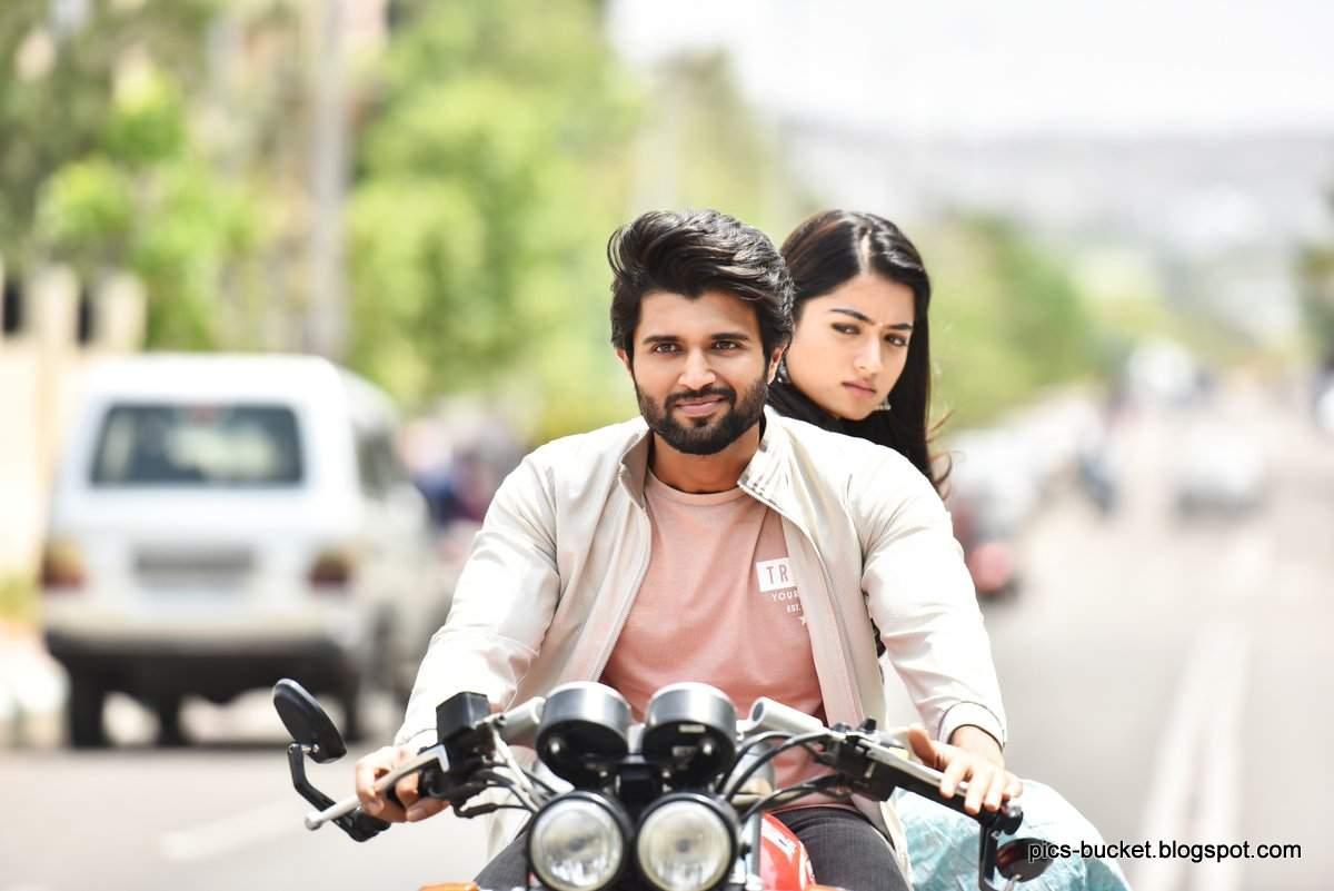 Geetha Govindam Movie Latest Stills Vijay Deverakonda Rashmika Mandanna
