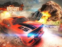 MadOut Open City MOD APK Android Terbaru 2016