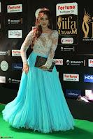 Telugu Actress Angela Krislinzki in transparent top at IIFA Awards 2017 Exclusive 12.JPG