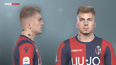 PES 2019 Faces Lyanco By Prince Hamiz