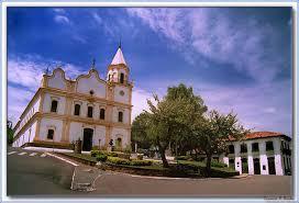 Catedral da cidade de Santana de Parnaíba.