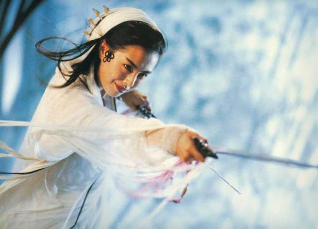 Joey Wong 1993 movie Green Snake