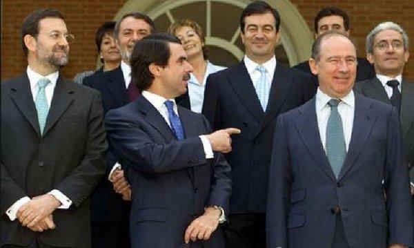 Rodrigo Rato escondía 3,6 millones de euros en dos empresas opacas