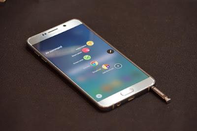 dien thoai Galaxy Note 5