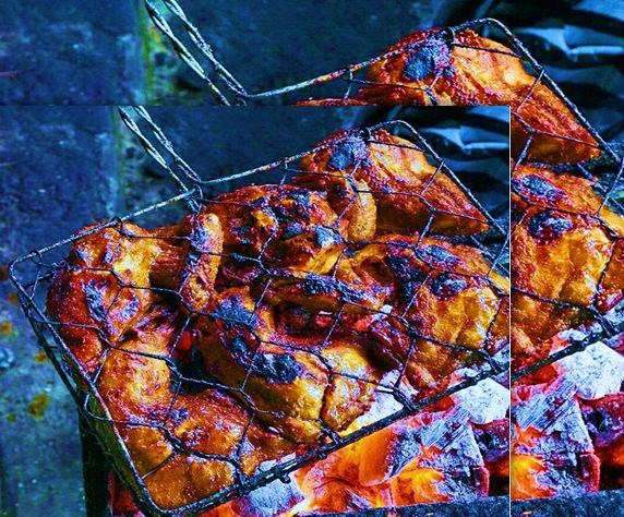Resep Masakan Ayam Bakar Rica Rica