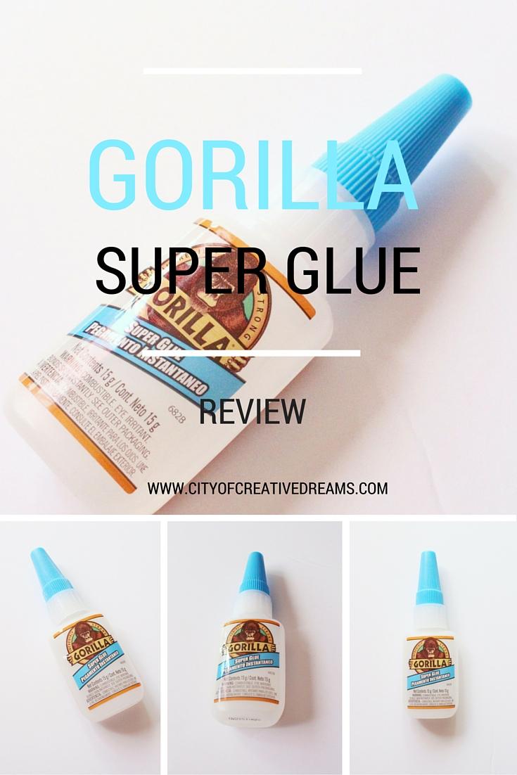 Gorilla Super Glue | City of Creative Dreams