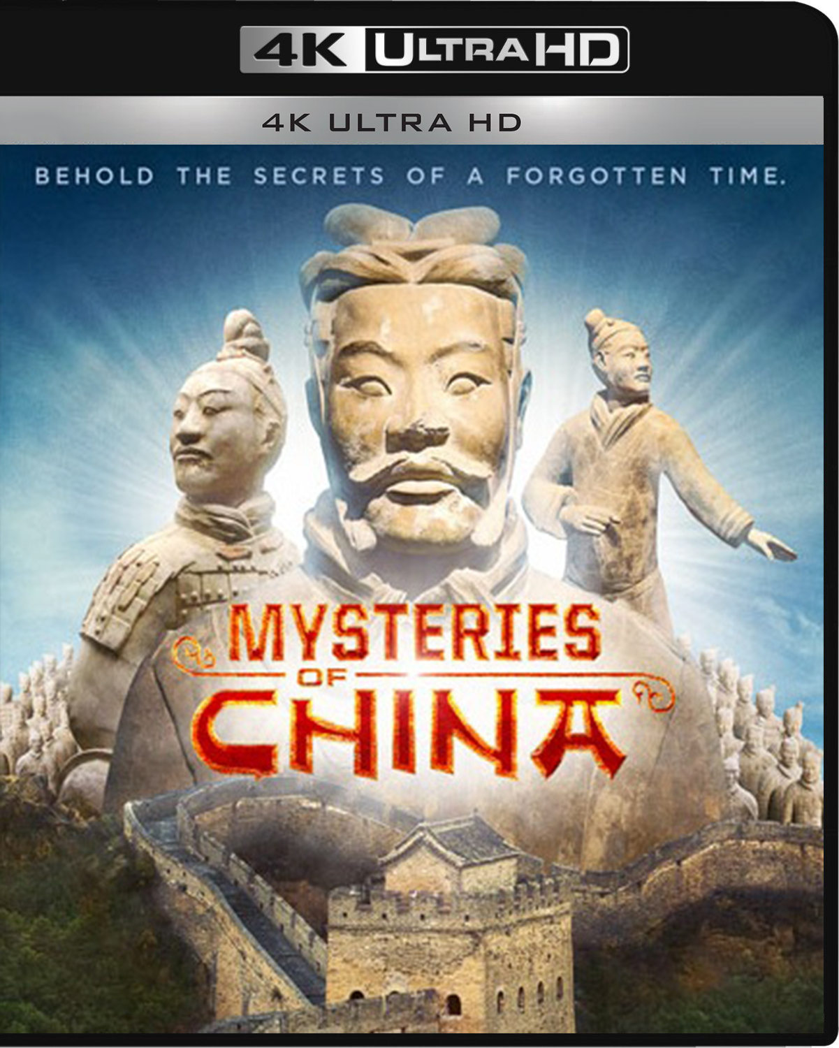 Mysteries of Ancient China [2016] [UHD] [2160p] [Latino]