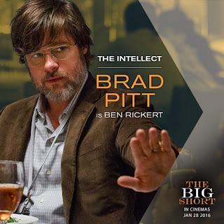 the big short brad pitt