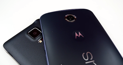 ke unggulan kamera Samsung Galaxy Note 4 Terbaru VS Google Nexus 6 Terbaru