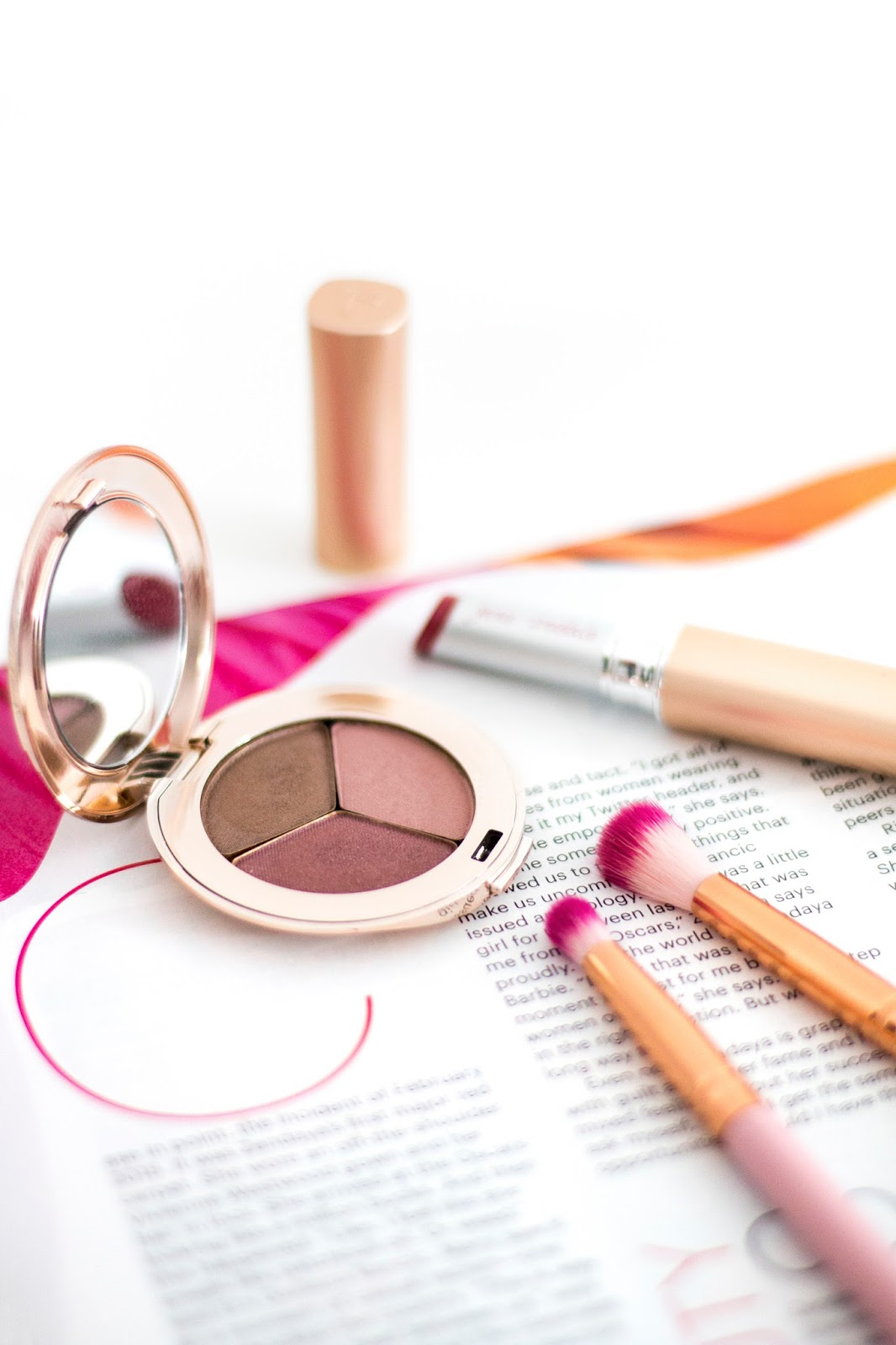 Two makeup products from Jane Iredale