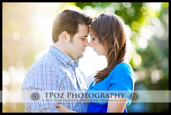 Federal Hill - Riverside Park Engagement Session