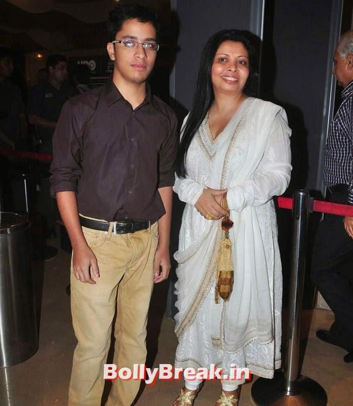 Ishaan Puri, Nandita Puri, 'The Hundred-Foot Journey' Movie Special Screening