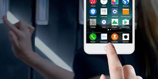Vivo V5 touchscreen