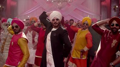 Anil Kapoor Dancing HD Photo In Mubarakan Movie