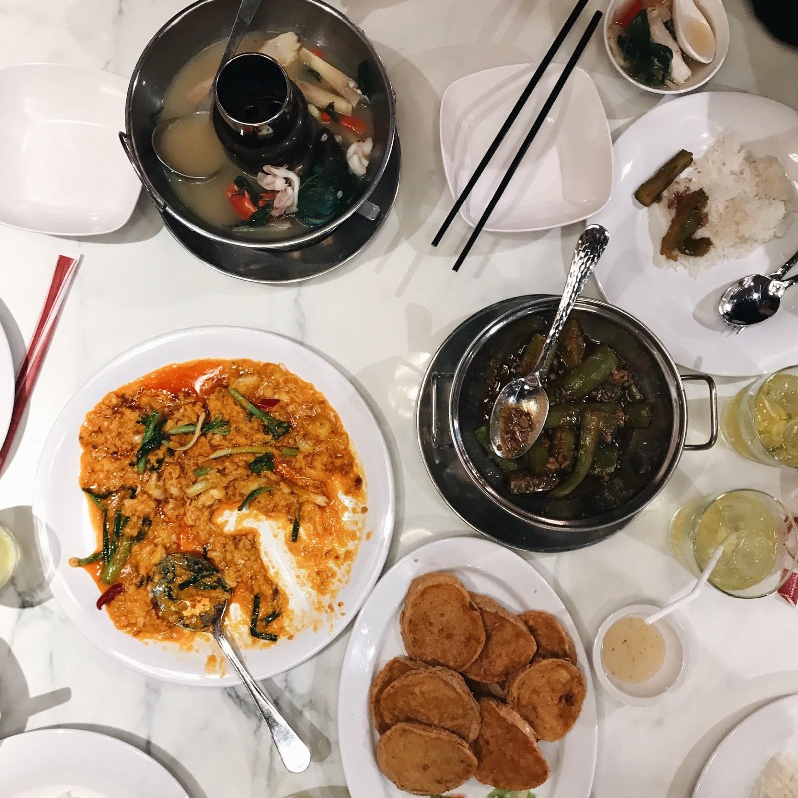 Co zjeść w Bangkoku?