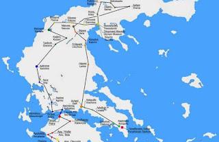 Η Ολυμπιακή Φλόγα θα διασχίσει όλη την Ελλάδα εκτός της Θράκης...