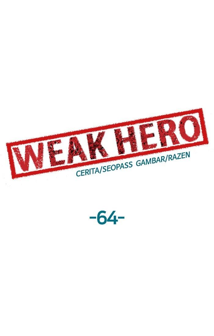 Webtoon Weak Hero Bahasa Indonesia Chapter 64