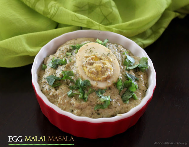 images of Egg Malai Masala Recipe / Anda Malai Curry - Egg Recipes