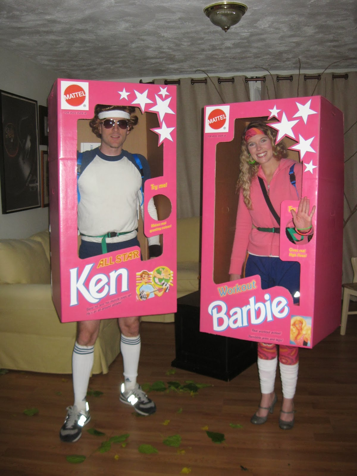 Barbie Amp Ken Halloween Costumes