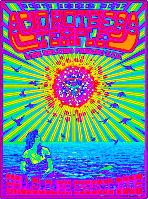 Acid Mothers Temple @ The Garrison, Friday
