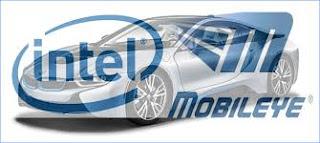 Intel, driver less cars, autonomous cars, Mobileye