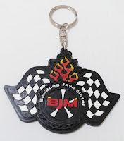 Jual gantungan kunci karet - Spesialis Souvenir Karet Murah