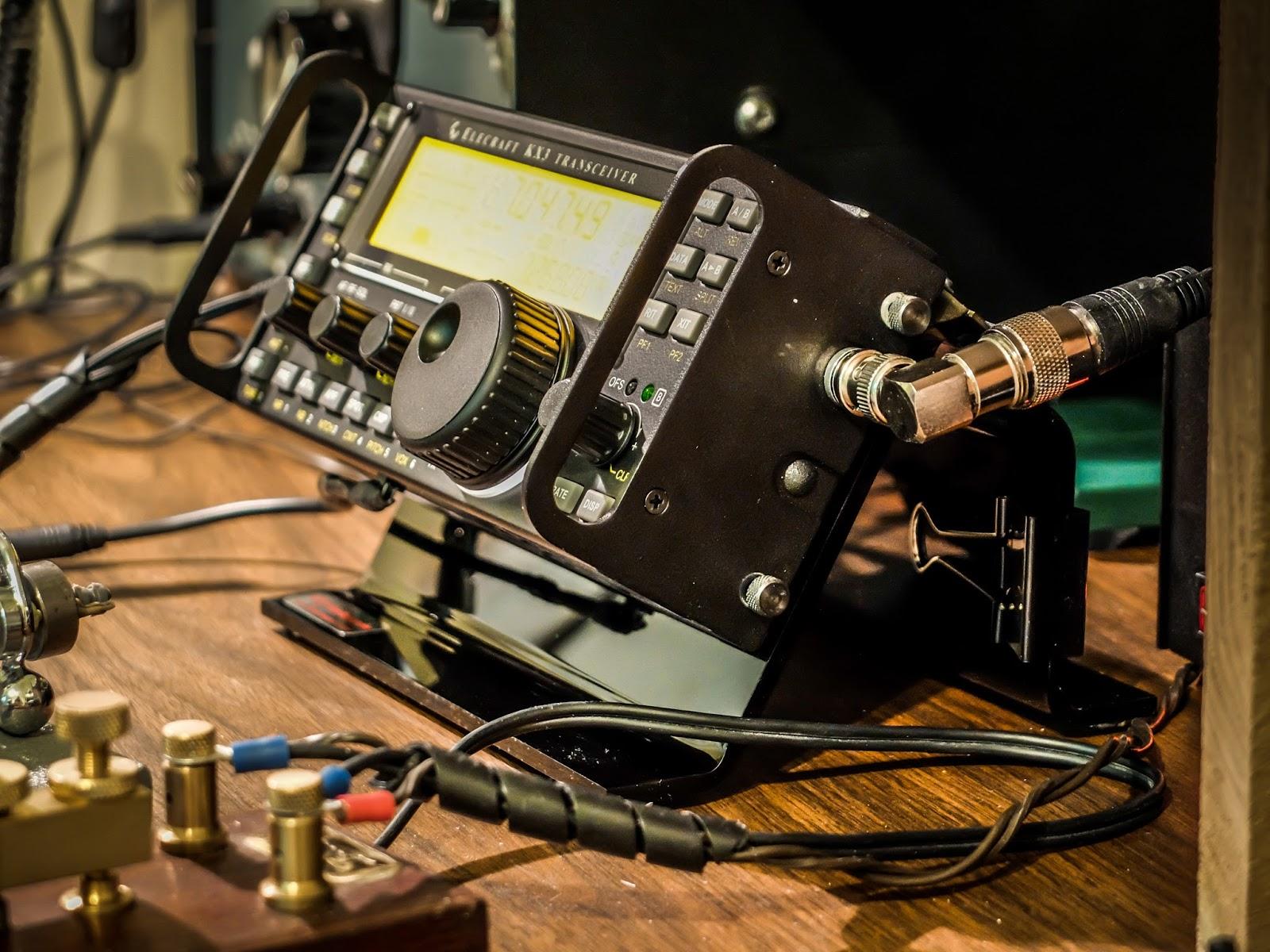 Just Stand Up Amateurradio