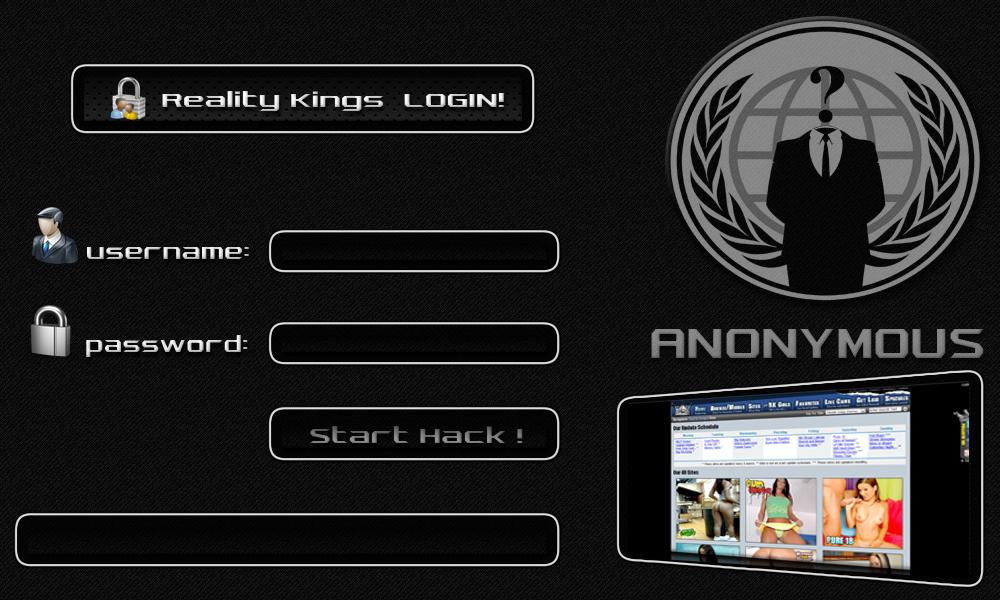 Reality kings free account