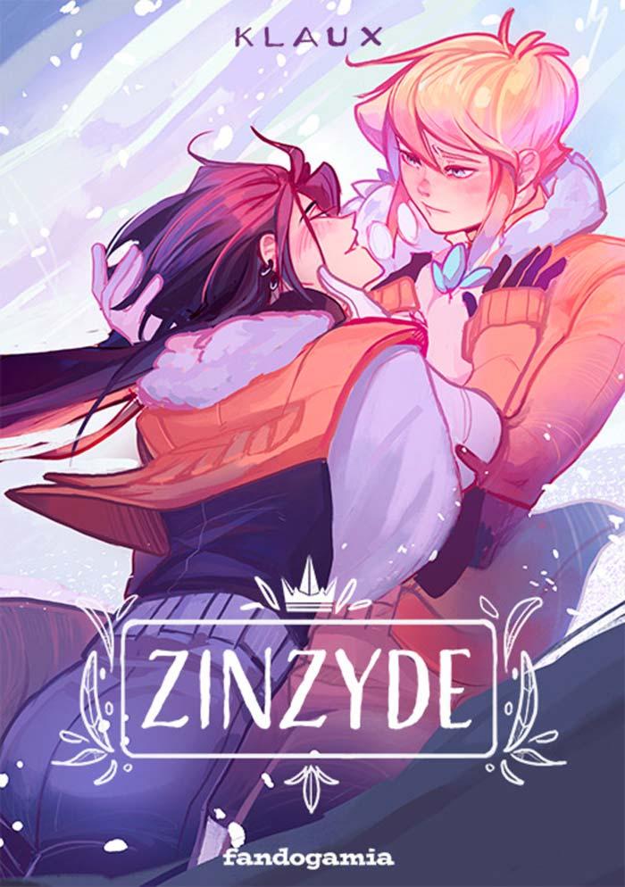 Zinzyde manga - Klaux - Fandogamia
