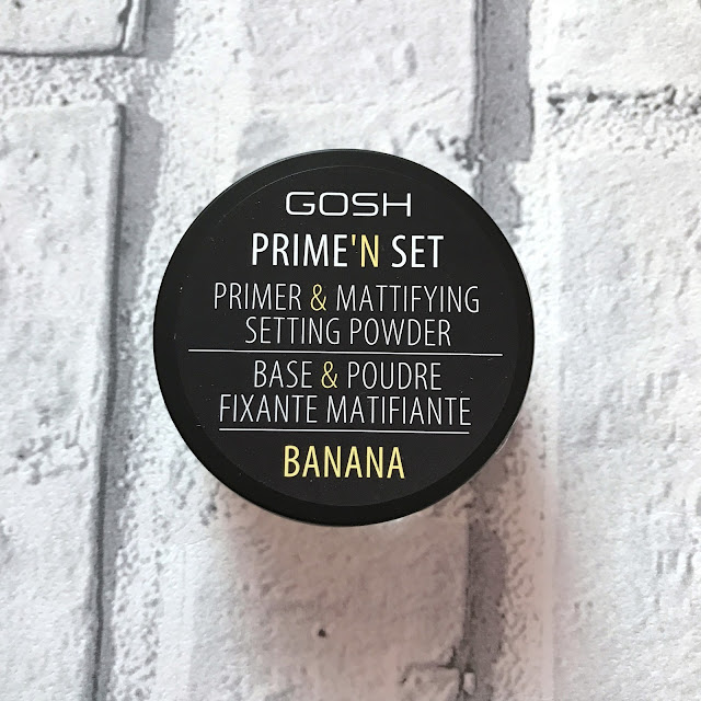 GOSH AW 17 New Collection - Prime N Set Primer & Mattifying Powder