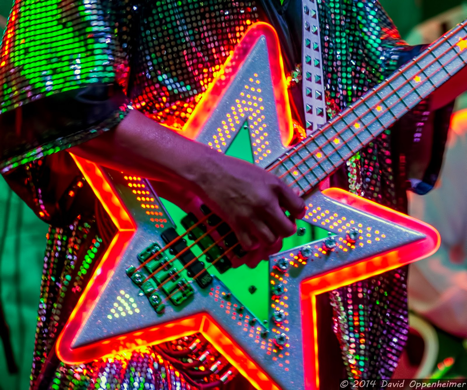 Bootsy Collins and the Funk Unity Band