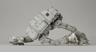The Armoured Allterrain Ruff, AT-AT picture 3