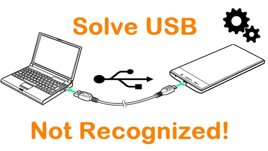 How To Solve USB Not Recognized - USB Not Working (windows