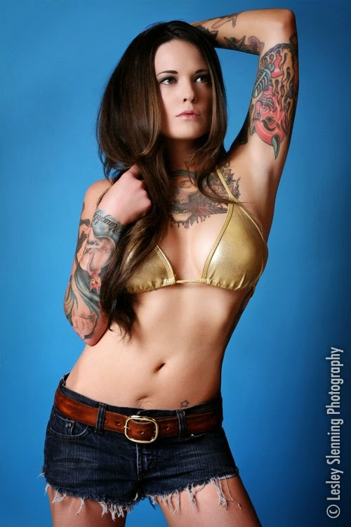 Amina Munster - Sexy Tattooed Girls