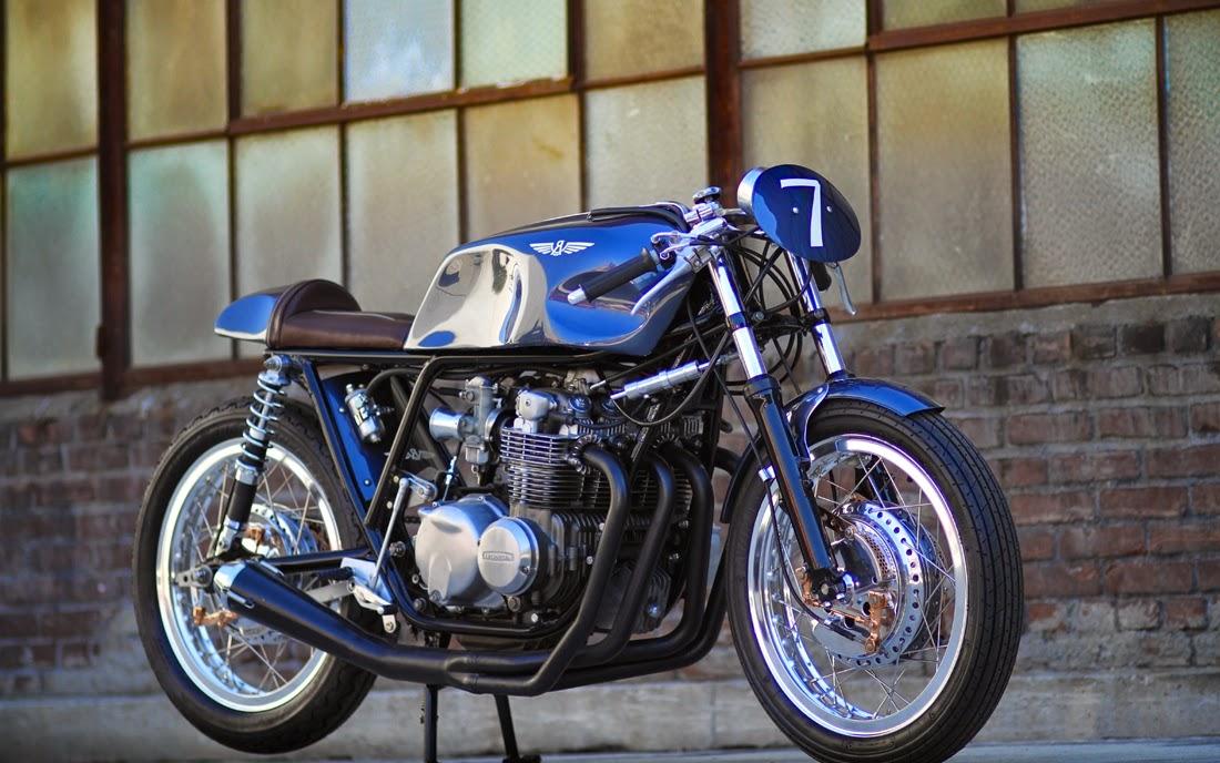 99garage | Cafe Racers Customs Passion Inspiration: Yamaha