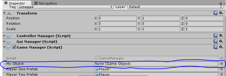 Nullreferenceexception Object Reference Not Set To An Instance Of An Object Unity 3d News Assets Tuts Indie Unity3diy