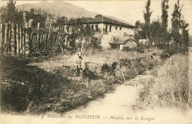 Mill on Dragor river in the settlement Dovledzik.