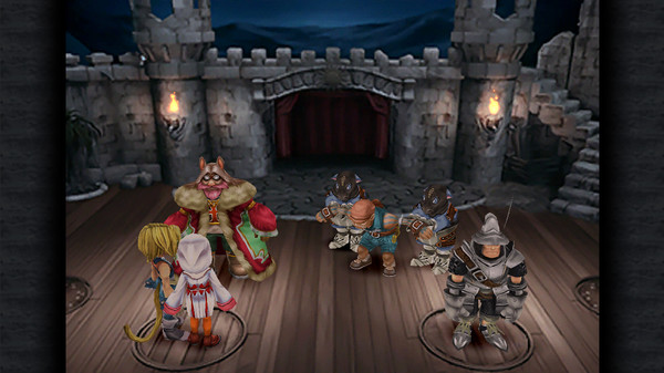 [GameGokil.com] FINAL FANTASY IX For PC Free Download Single Link