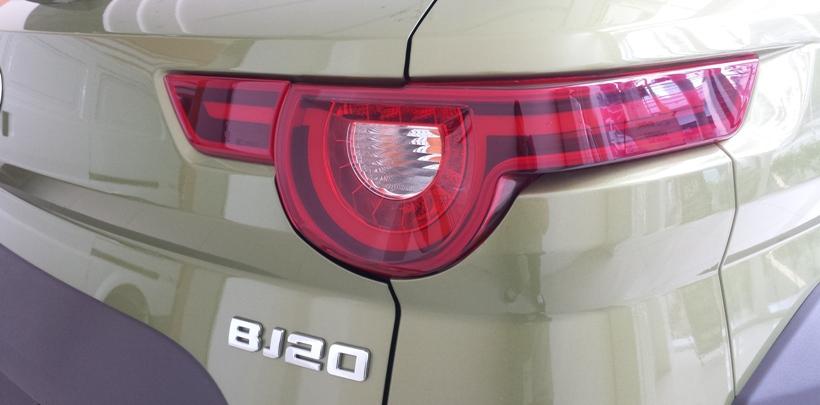 Bravo Jeep Lights