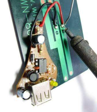 Cara Membuat Sendiri Handphone Solar Charger